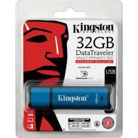 Kingston 32GB DataTraveler Vault Privacy 3.0 Management-Ready USB Flash Drive