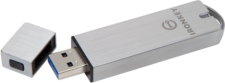 Kingston Technology S1000 USB flash drive 128 GB USB Type-A 35 Silver