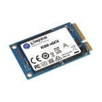 Kingston 256GB KC600 SSD mSATA, SATA 3.0 (6Gb/s), 3D TLC, 550MB/s R, 500MB/s W