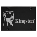 Kingston 256GB KC600 SSD 2.5 Inch 7mm, SATA 3.0 (6Gb/s), 3D TLC, 550MB/s R, 500MB/s W, (Bundle)
