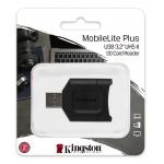 Kingston MobileLite Plus UHS-II, USB 3.2, Gen1, SD Card Reader