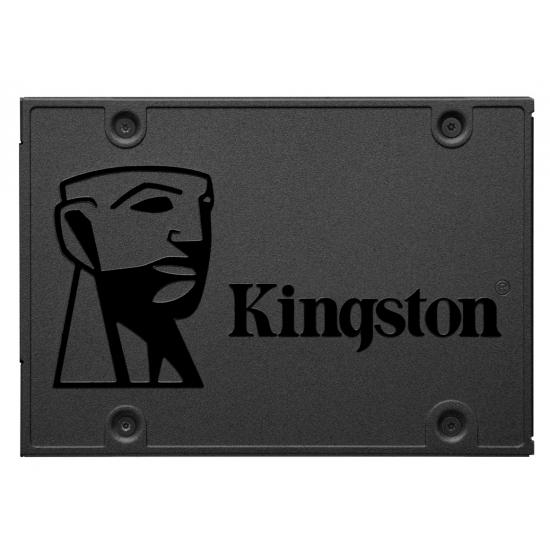 Kingston 960GB A400 SSD 2.5 Inch 7mm, SATA 3.0 (6Gb/s), 500MB/s R, 450MB/s W