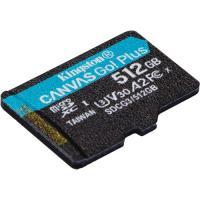 Kingston 512GB Canvas Go! Plus UHS-I Go Plus Micro SD (SDXC) Memory Card