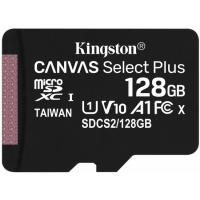Kingston 128GB Canvas Select Plus UHS-I Micro SD (SDXC) Memory Card