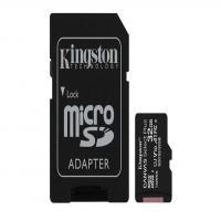 Kingston 32GB-2P1A Canvas Select Plus Micro SD (SDHC) Card U1, V10, A1, 100MB/s R, 10MB/s W