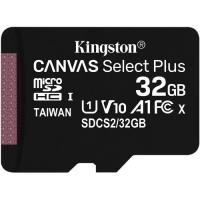 Kingston 32GB Canvas Select Plus UHS-I Micro SD (SDXC) Memory Card