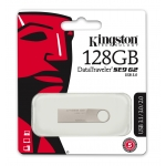 Kingston 128GB DataTraveler SE9 G2 Flash Drive USB 3.0, 100MB/s