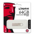 Kingston 64GB DataTraveler SE9 G2 Flash Drive USB 3.0, 100MB/s