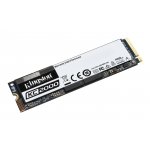 Kingston 250GB KC2000 SSD M.2 (2280), NVMe, PCIe 3.0 (x4), 3000MB/s R, 1100MB/s W