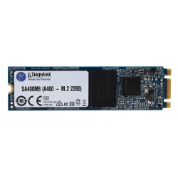 Kingston 240GB A400 M.2 2280 SATA 3.0 (6Gb/s), SSD 500MB/s R, 350MB/s W