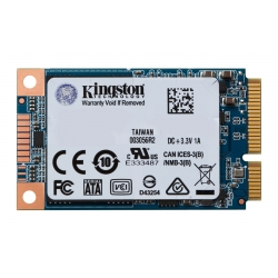 Kingston 240GB V500 SSD mSATA 3.0 (6Gb/s), 520MB/s R, 500MB/s W