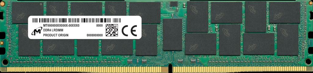 Micron MTA72ASS8G72LZ-2G9J2 memory module 64 GB 1 x 64 GB 21 2933 MHz ECC