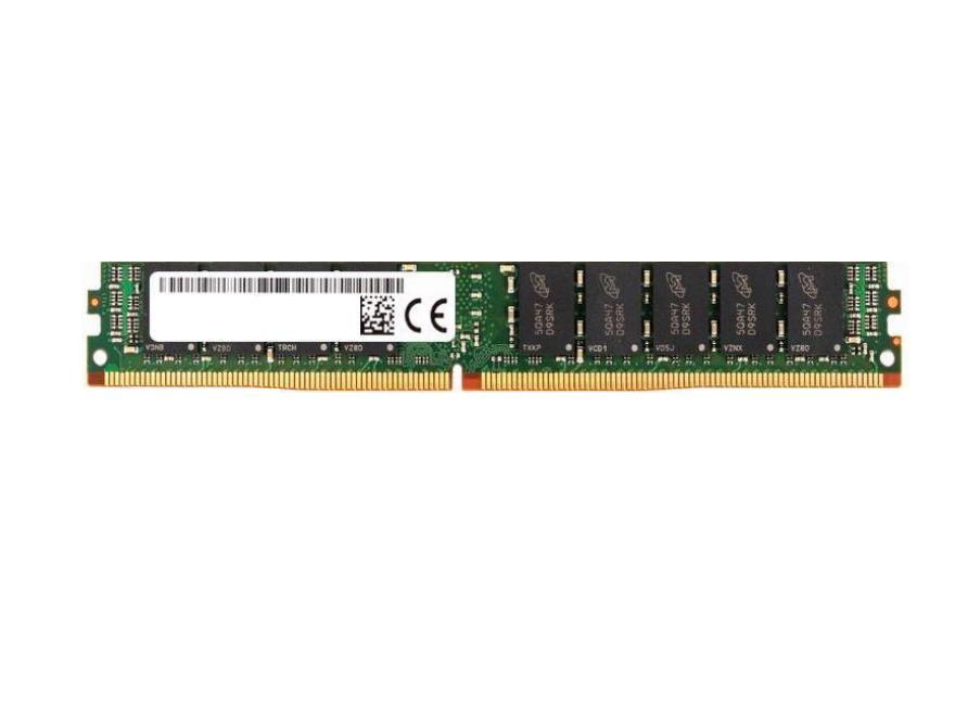 Micron MTA18ADF2G72AZ-2G6E1 memory module 16 GB 1 x 16 GB DDR4 2666 MHz ECC