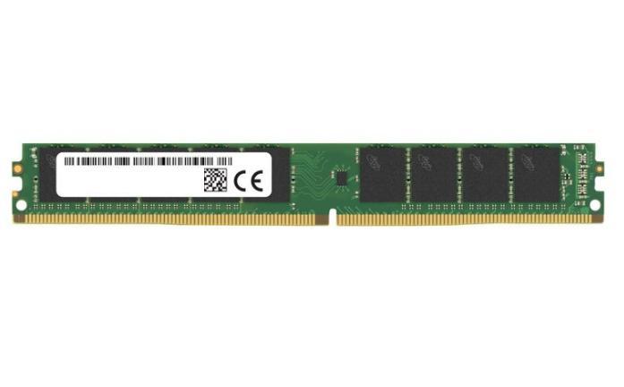 Micron MTA18ASF2G72AZ-2G6E2 memory module 16 GB 1 x 16 GB DDR4 2666 MHz ECC