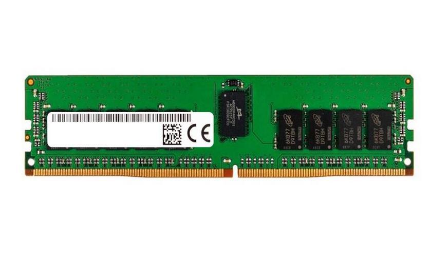 Micron MTA18ASF2G72PZ-3G2E2 memory module 16 GB 1 x 16 GB DDR4 3200 MHz ECC