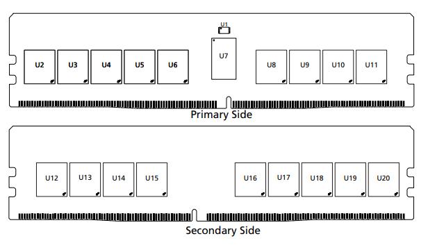 Micron MTA36ASF4G72PZ-2G9J1 memory module 32 GB 2 x 4 GB