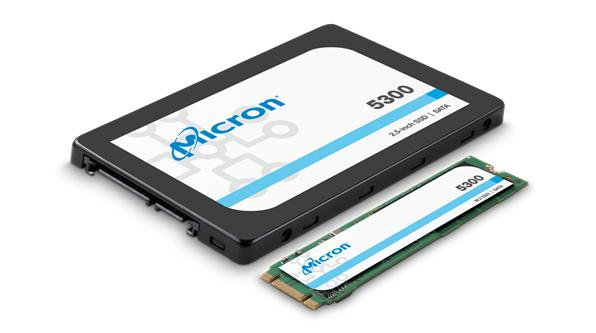 Micron 5300 PRO 13 480 GB Serial ATA III 3D TLC