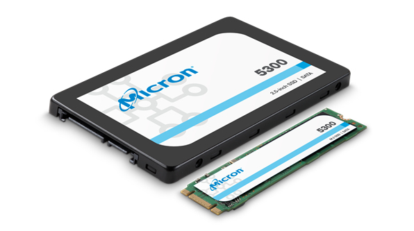Micron 5300 MAX 13 960 GB Serial ATA III 3D TLC