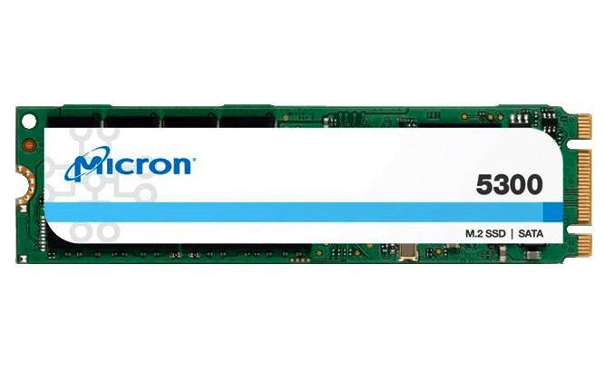 Micron 5300 Boot 14 240 GB Serial ATA III 3D TLC