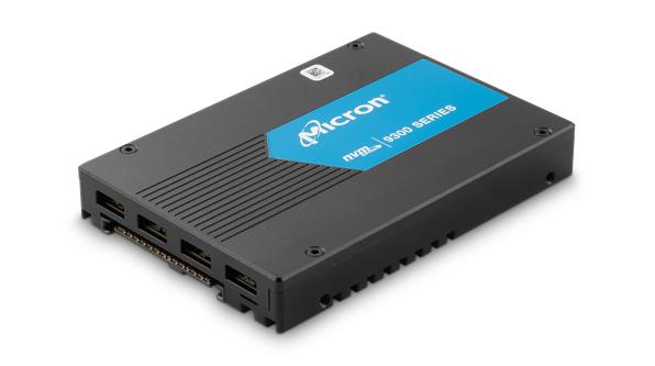 Micron 9300 PRO 13 3840 GB 43 3D TLC NVMe