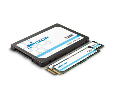 Micron 7300 PRO 14 480 GB PCI Express 3.0 3D TLC NVMe