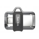 SanDisk 32GB Ultra Dual Flash Drive USB 3.0, OTG, 150MB/s