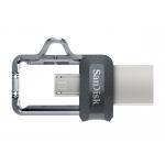 SanDisk 64GB Ultra Dual Flash Drive USB 3.0, OTG, 150MB/s