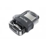 SanDisk 256GB Ultra Dual Flash Drive USB 3.0, OTG, 150MB/s