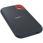 SanDisk 2TB (2000GB) Extreme Portable SSD USB 3.1, Type-C/A, 1050MB/s R