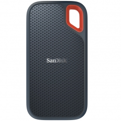 SanDisk 4TB (4000GB) Extreme Portable SSD USB 3.1, Type-C/A, 1050MB/s R